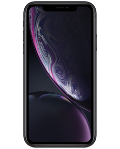 Apple-Xr-Black