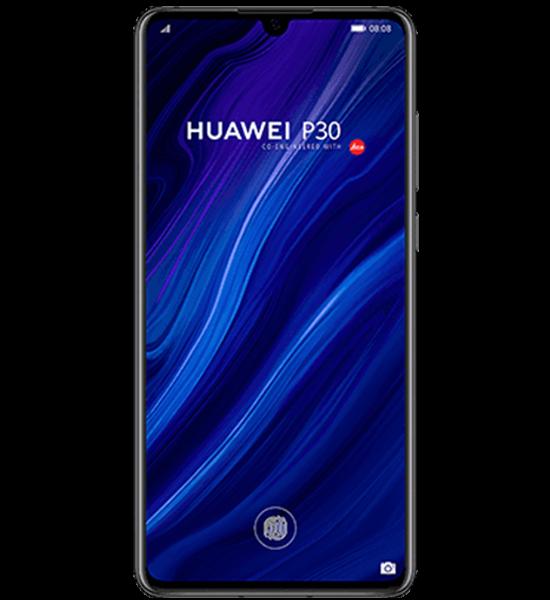 Huawei-P30-black